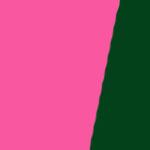 Рожевий+Зелений